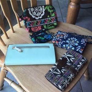 Aldo Wallet Mint and wallet bundle